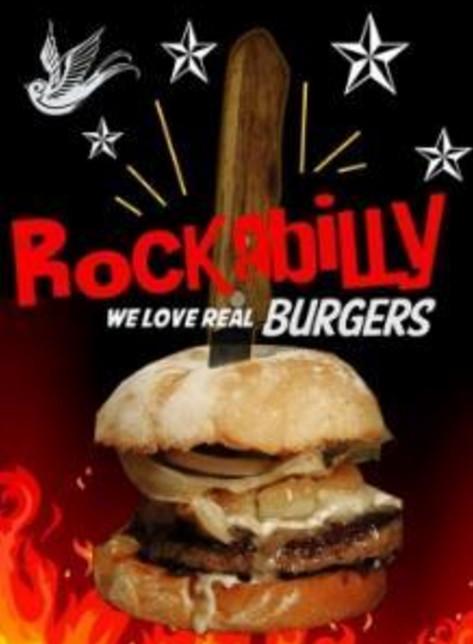 Las mejores hamburguesas de Gran Canaria. ¡Hamburguesería Rockabilly!