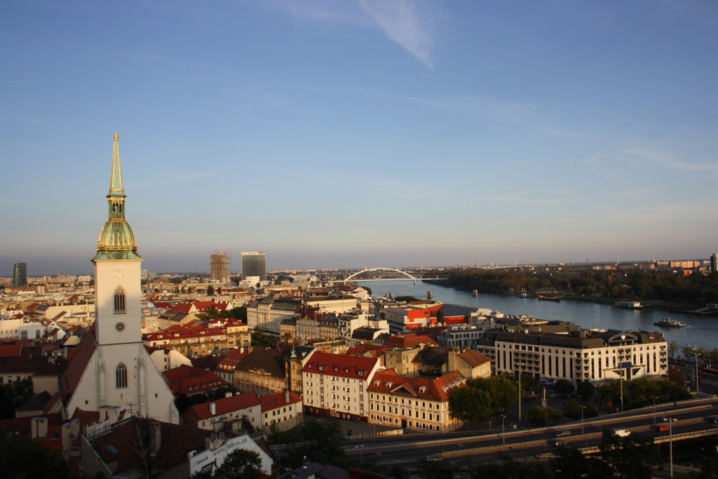 ¡Las mejores vistas de la ciudad!