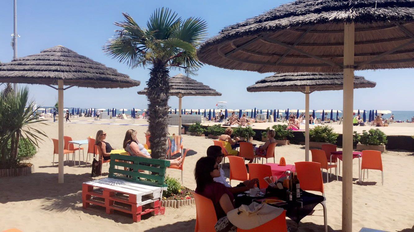 Las playas de Venecia: lo último