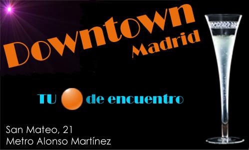 Le centre ville de Madrid