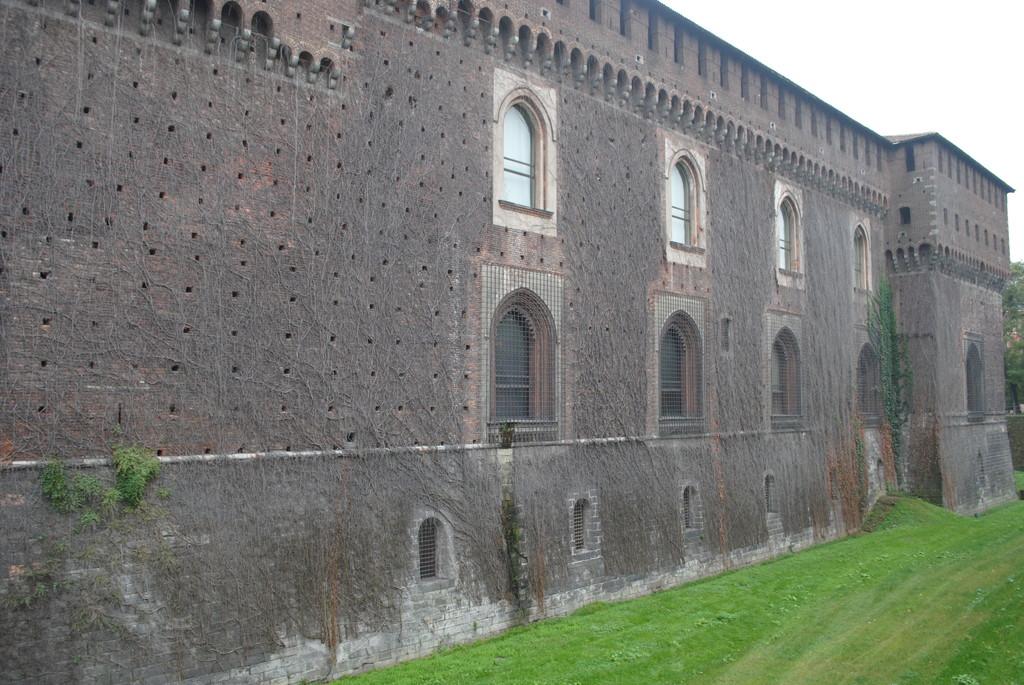 Le château des Sforza