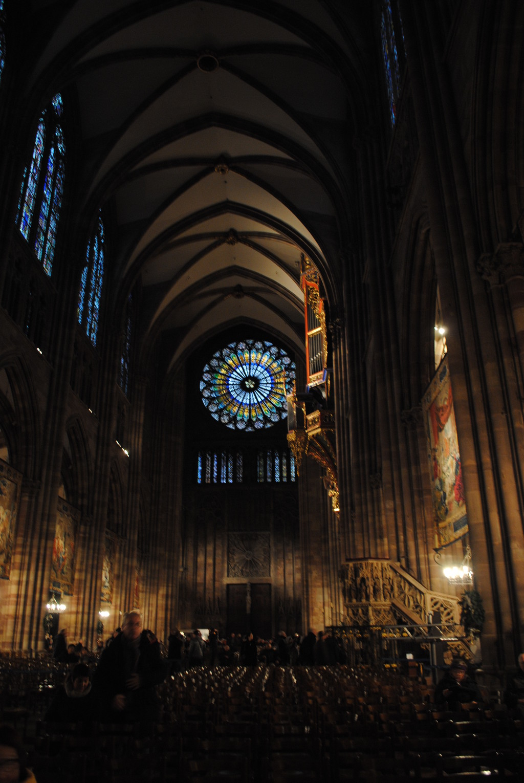 Le cœur de Strasbourg