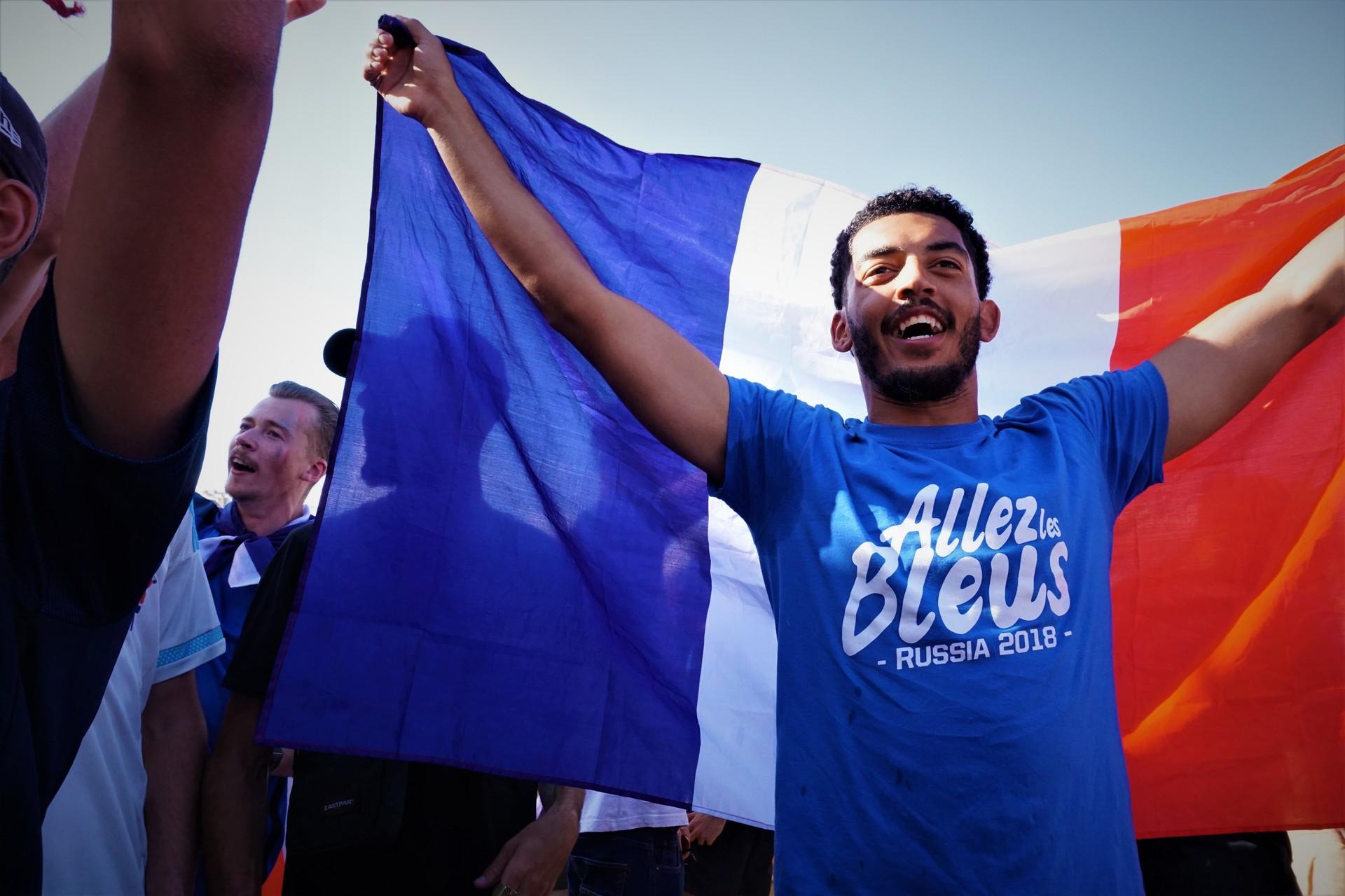 Le cri de Genève pour les Bleus