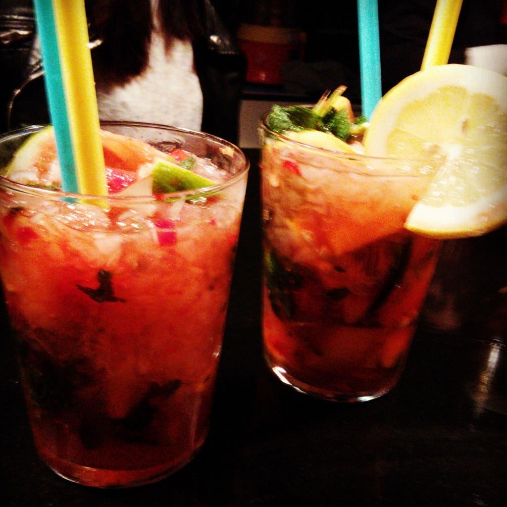 Le meilleur bar de cocktails et le point de rendez-vous des étudiants internationaux dans le coeur de Malaga