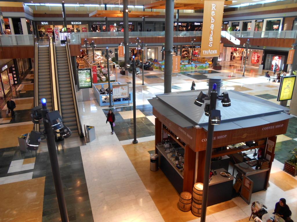 Le meilleur centre commercial et de loisirs de Murcia