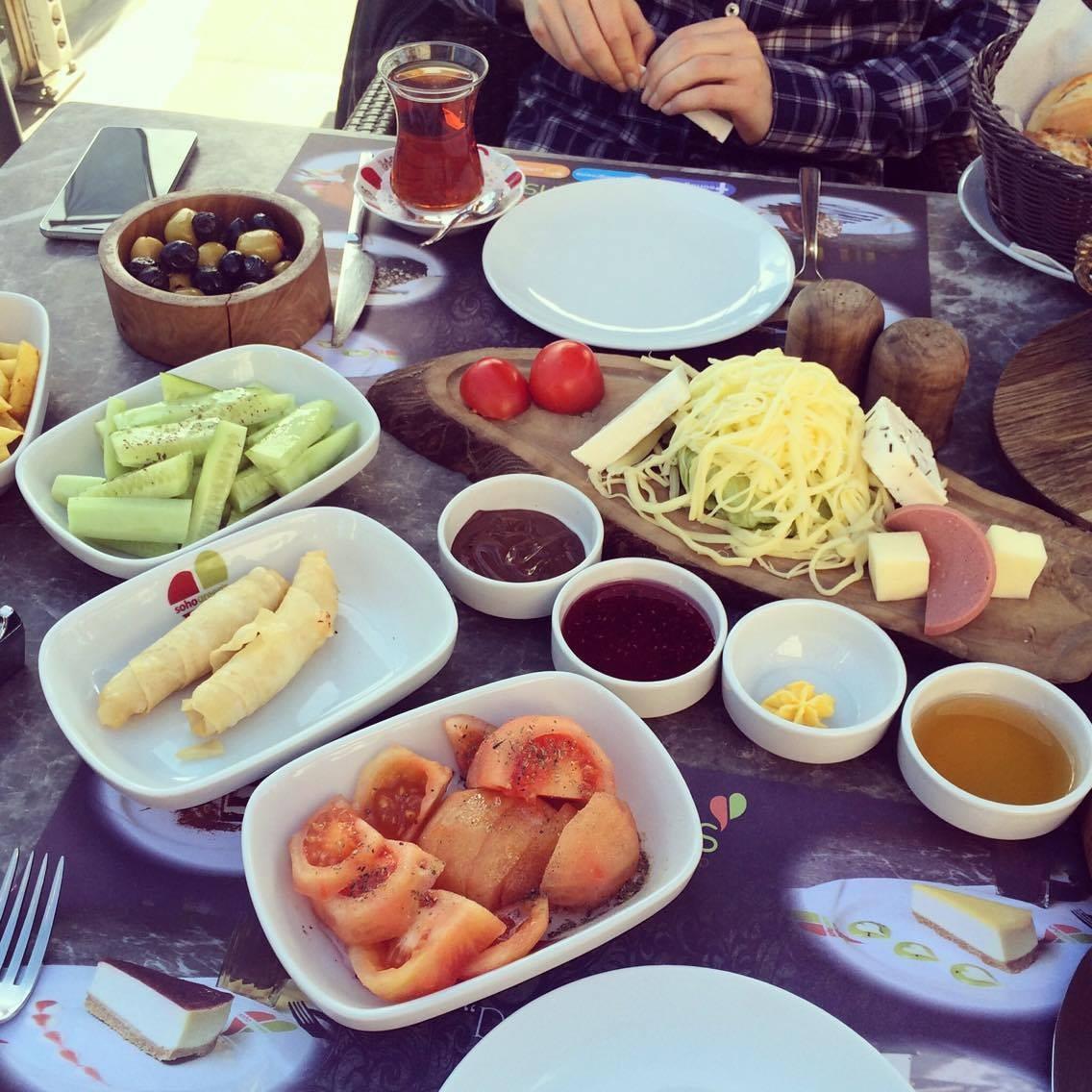 Le meilleur de la cuisine turque recettes erasmus - Recettes de cuisine turque ...