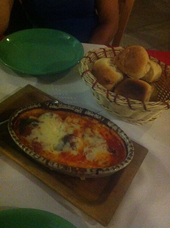 Le meilleur restaurant italien à PAPHOS