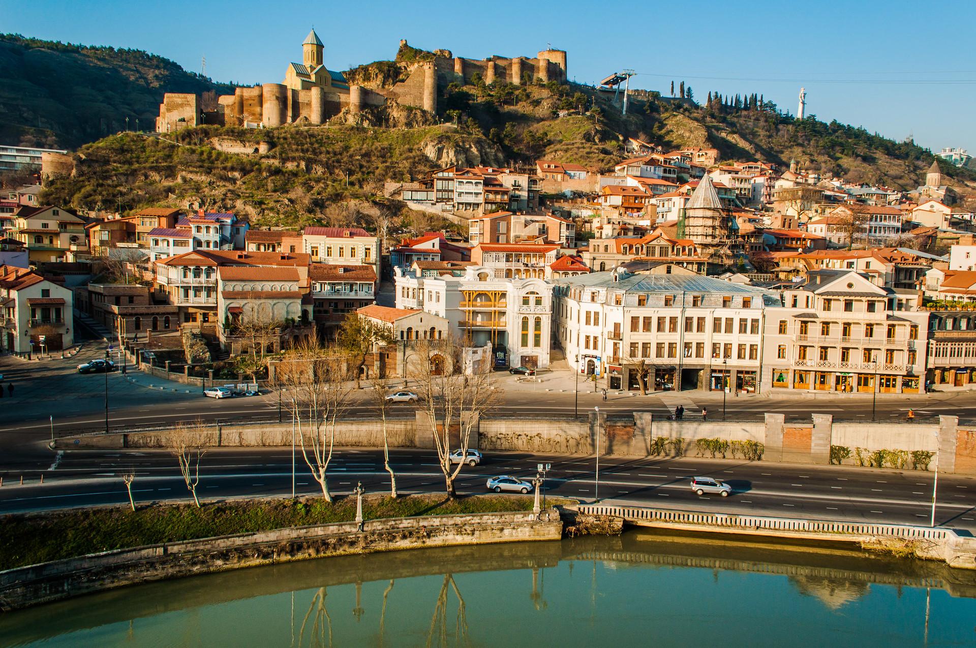 Le mode de vie des étudiants à Tbilisi Partie II