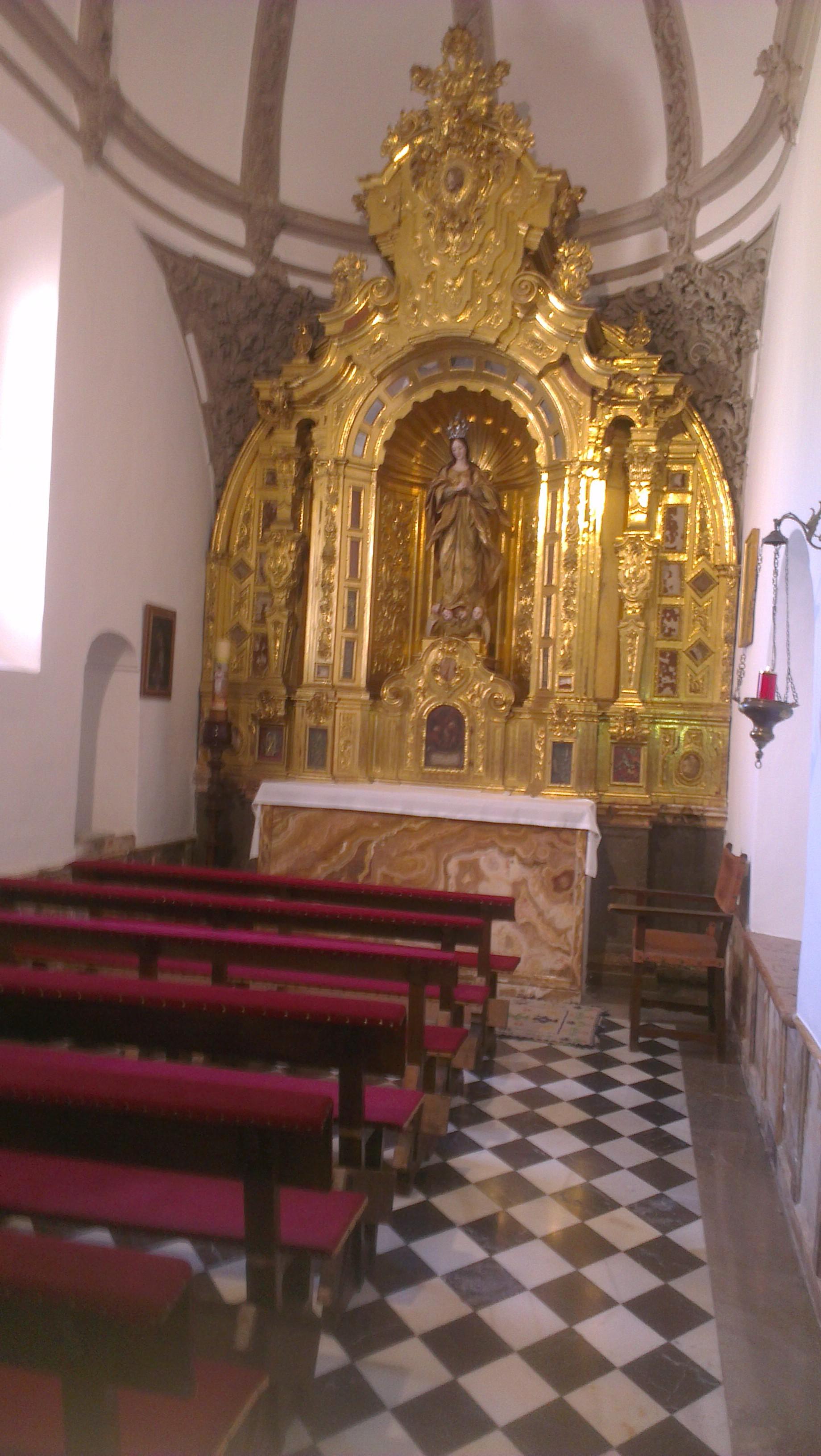 Le monastère de la Cartuja vaut le détour