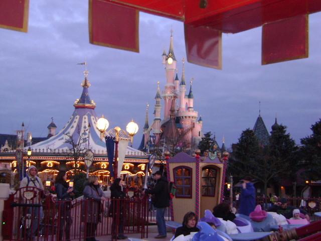 Le monde de Disney en Europe