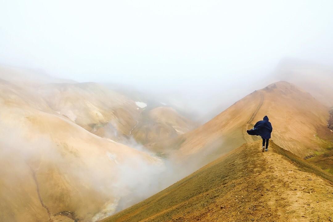 Le montagne nascoste di Kerlingafjoll