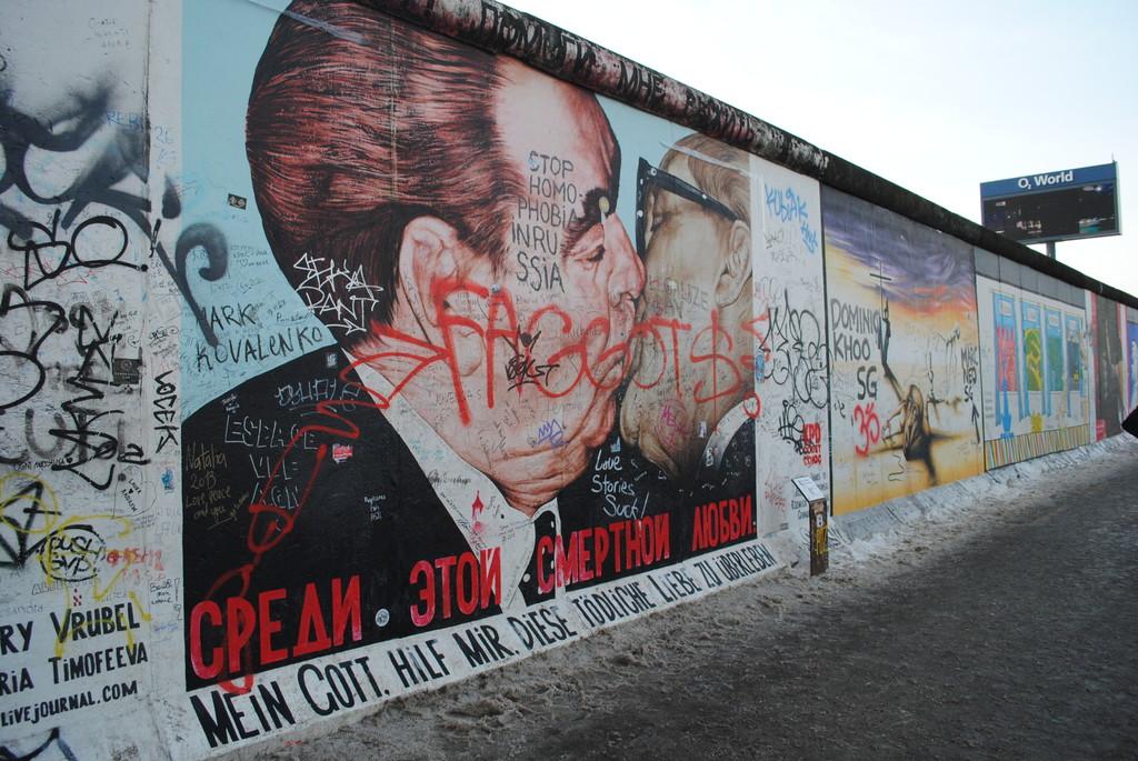 Le mur le plus célèbre de l'histoire