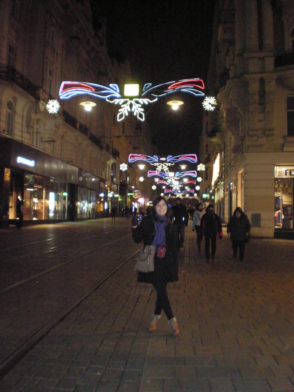 Le nouvel an à Brno