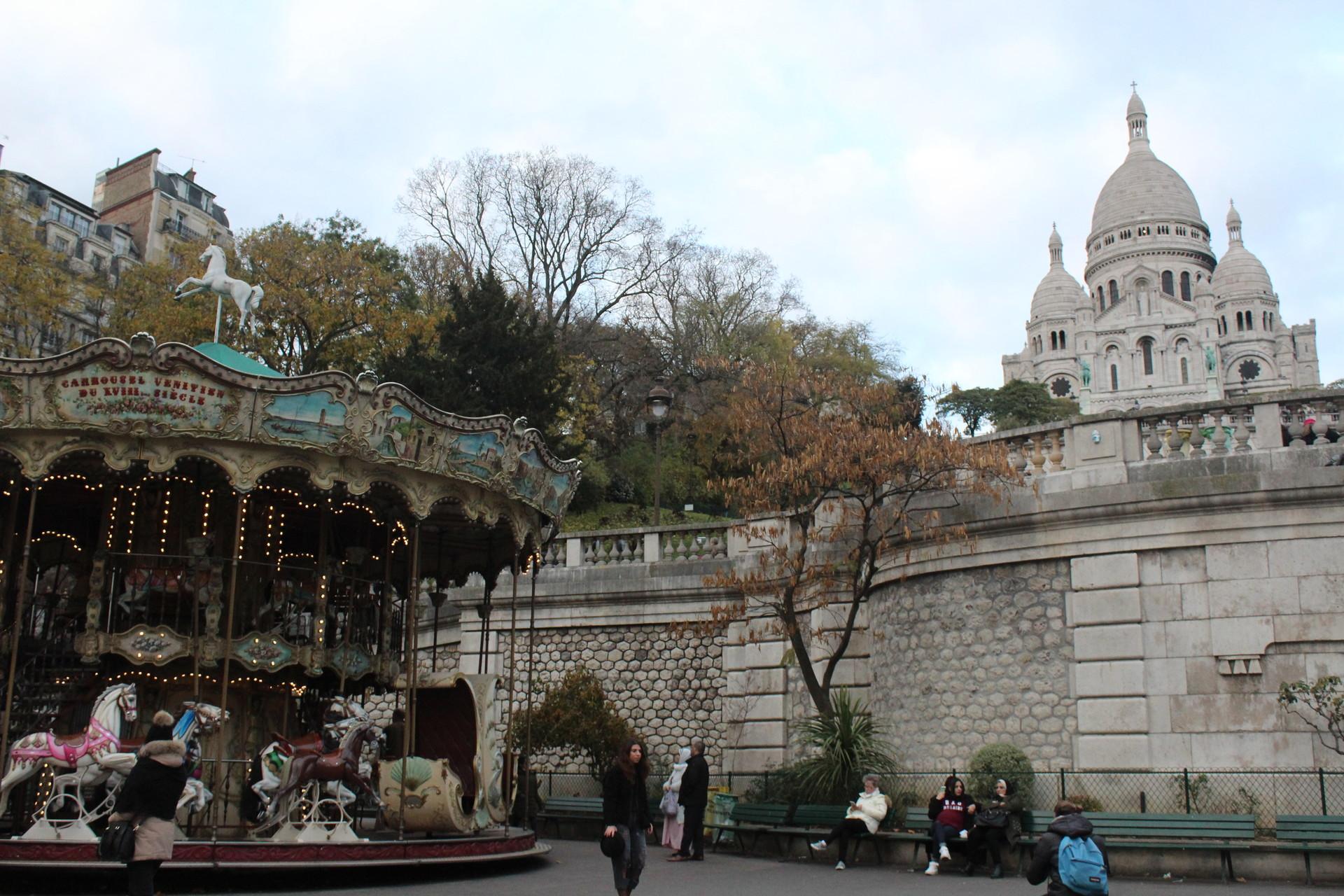 L'endroit le plus haut de Paris