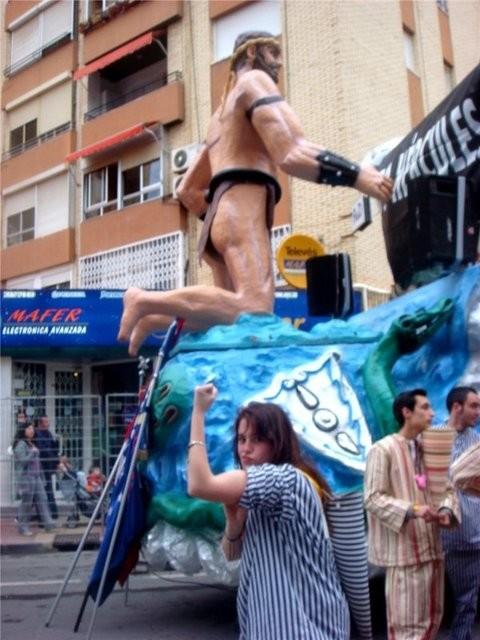 L'enterrement de la Sardine de Murcia!