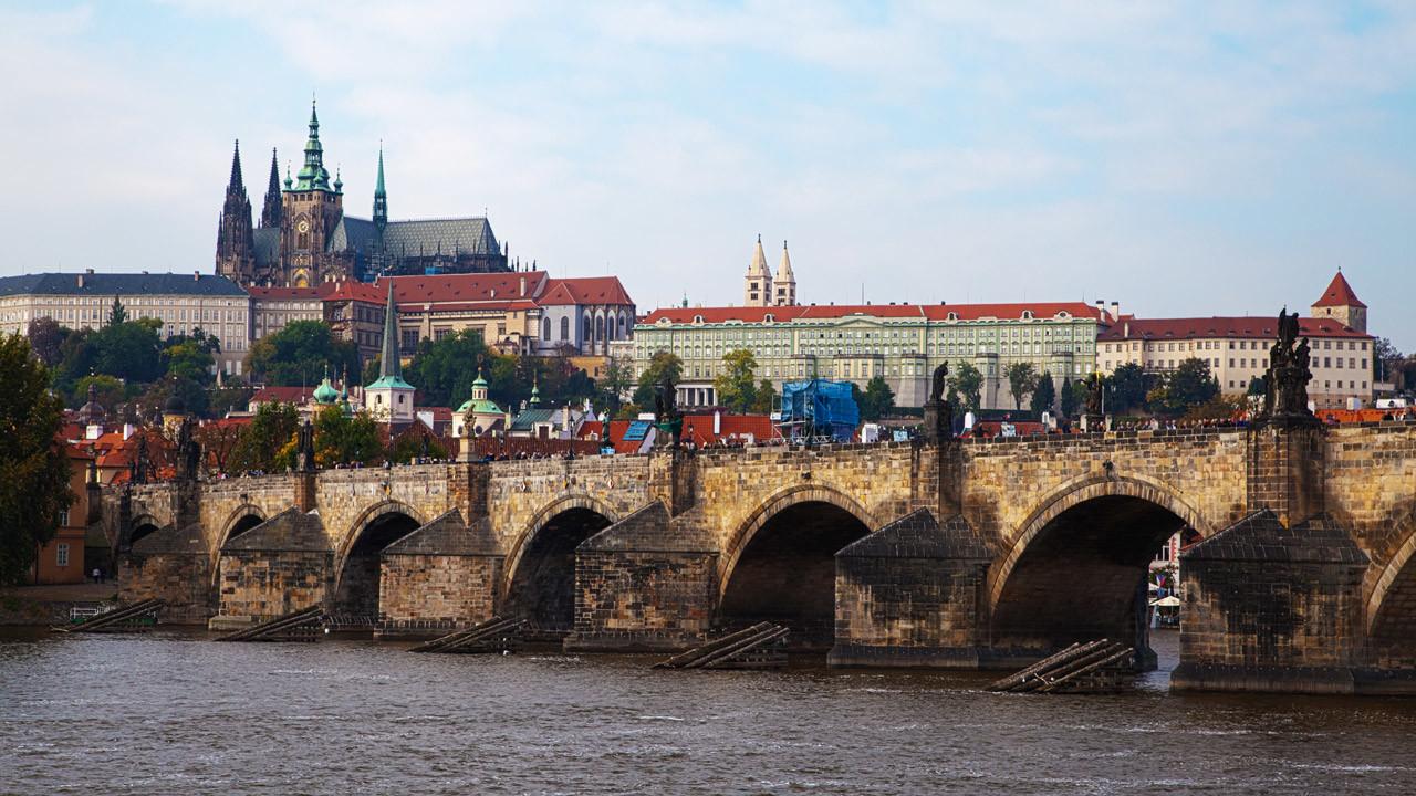 L'Erasmus di Erwan a Praga, in Repubblica Ceca