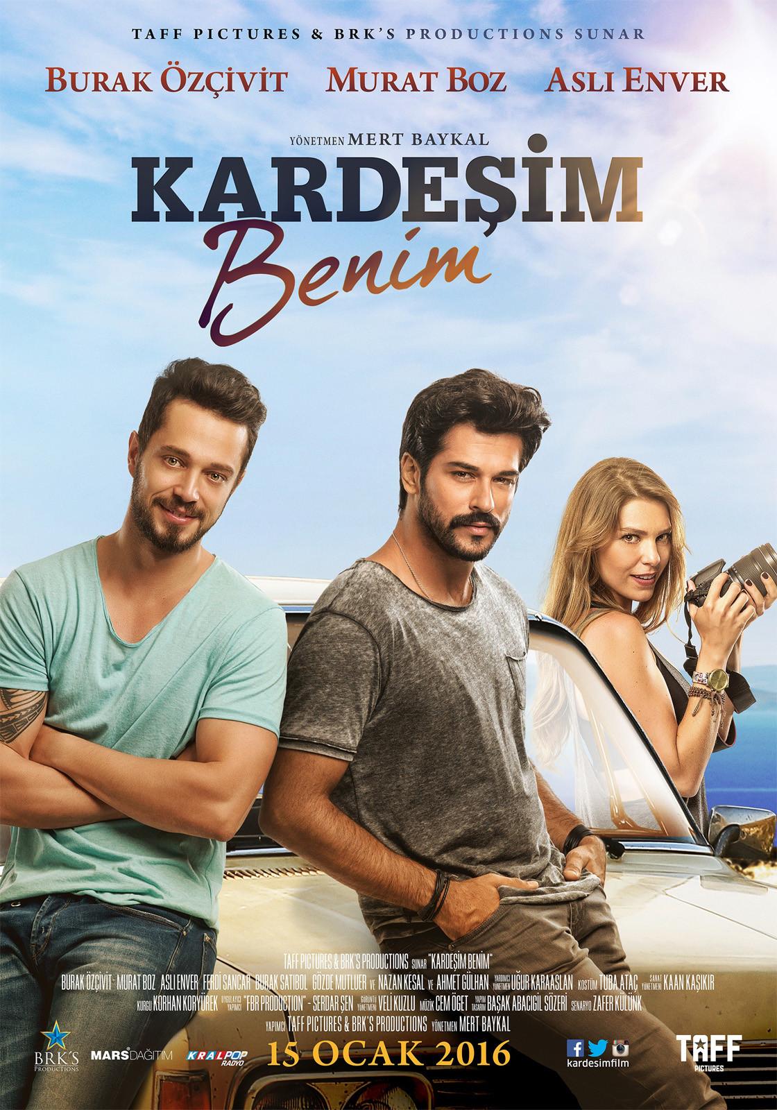 Les meilleur(e)s films et séries Turques | Général