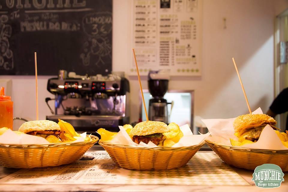 Les meilleurs hamburgers à Porto