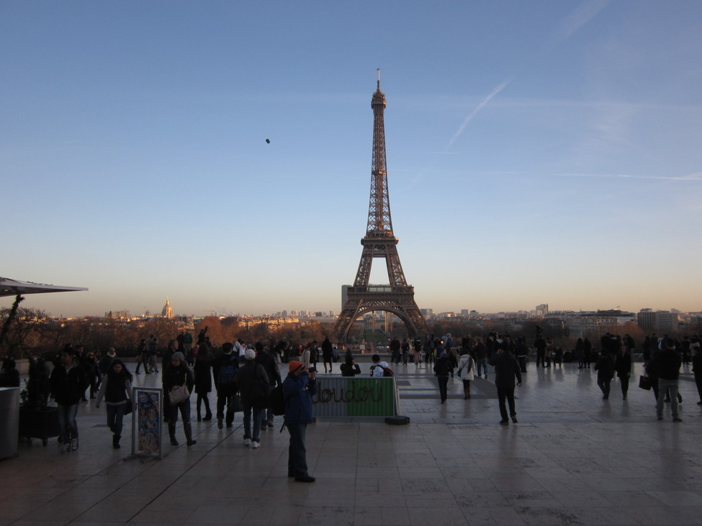 Les plus belles vues de la Tour Eiffel