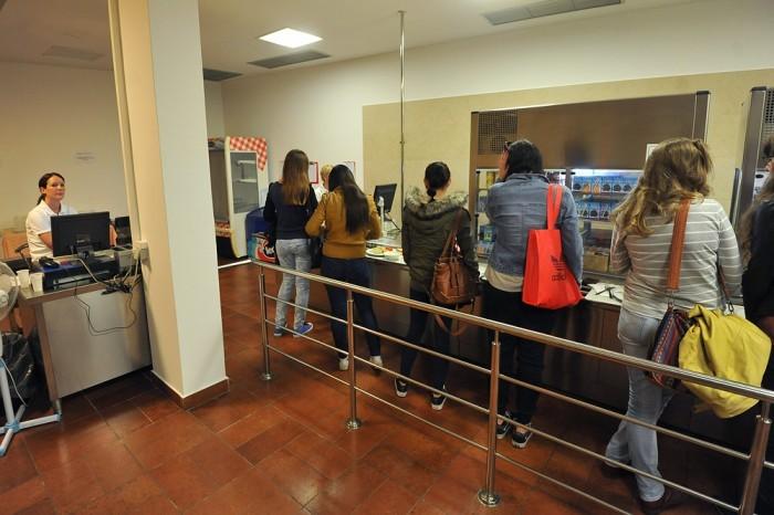 Les restaurants étudiants à Zadar