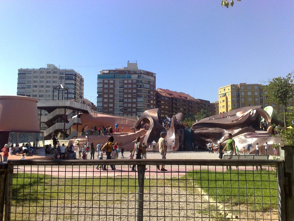 L'espace vert le plus important de Valence