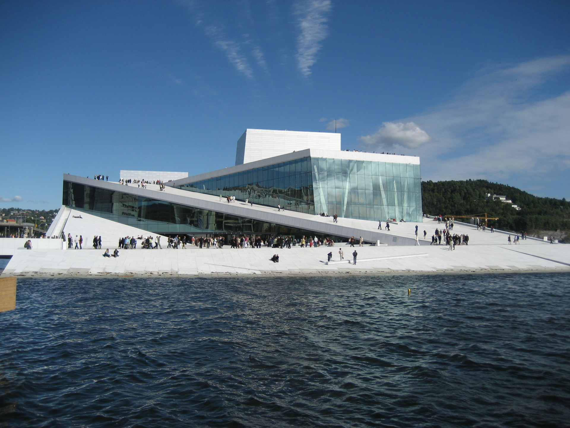 L'esperienza ad Oslo (Norvegia) di Juni