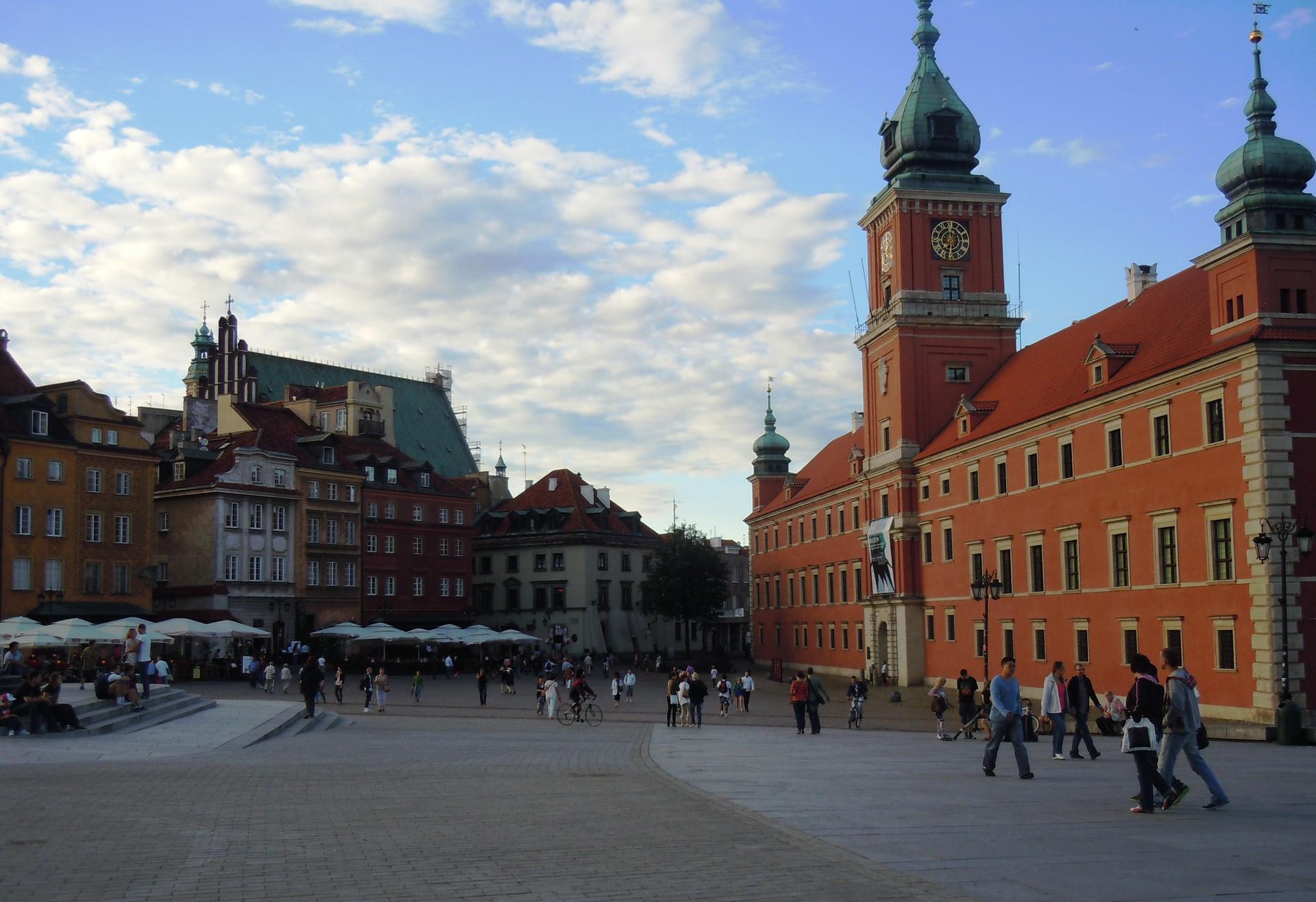 L'esperienza alla Polytechnic University di Varsavia (Polonia) di Biedronka