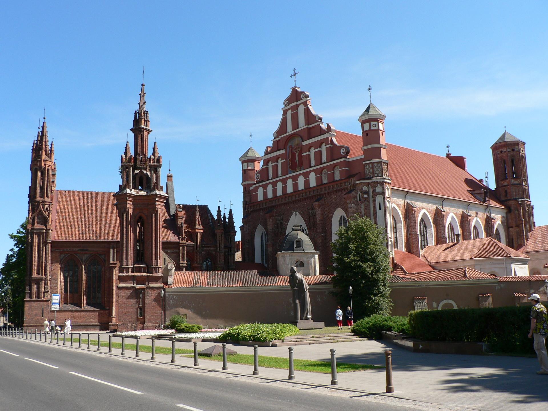 L'esperienza alla Vilnius Gediminas Technical University (Lituania) di Cláudio