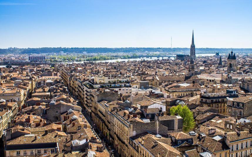 L'esperienza a Bordeaux, Francia di Eva