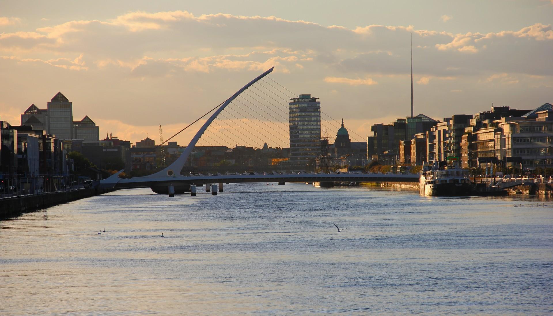 L'esperienza a Dublino (Irlanda) di Lina