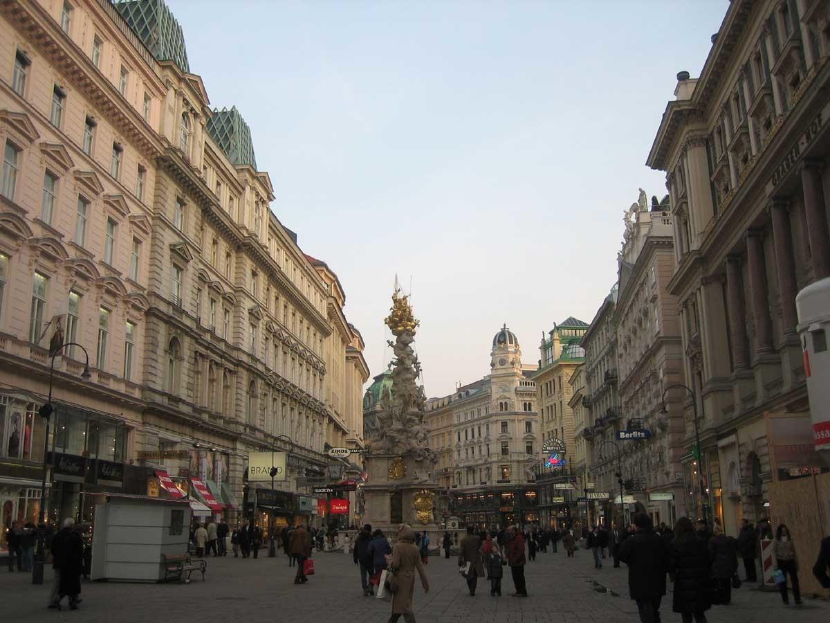 Ufficio Erasmus Architettura : L esperienza erasmus a vienna austria di stefany esperienza