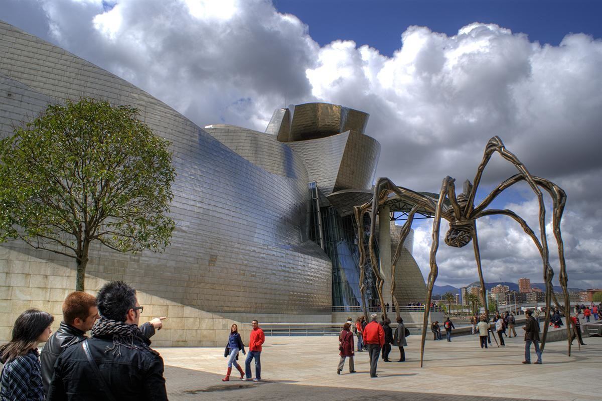 L'esperienza Erasmus a Bilbao (Spagna) di Ketevan