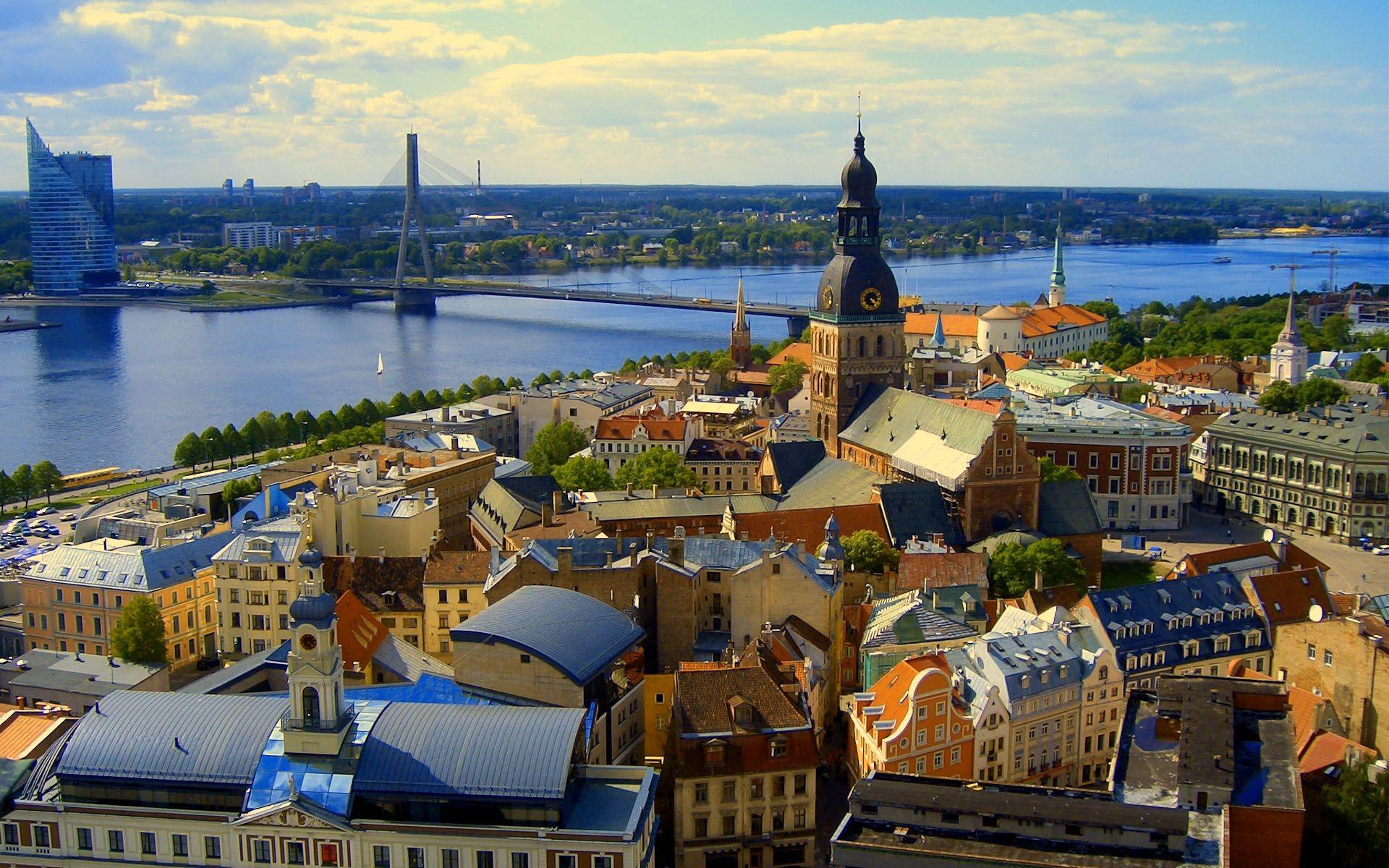 L'esperienza Erasmus di Lucija a Riga, Lettonia
