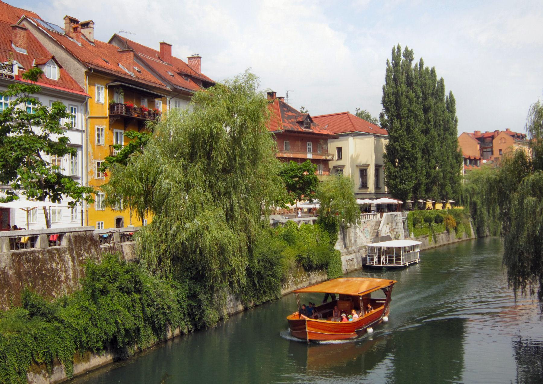 L'esperienza Erasmus a Lubiana (Slovenia) di Prakriti