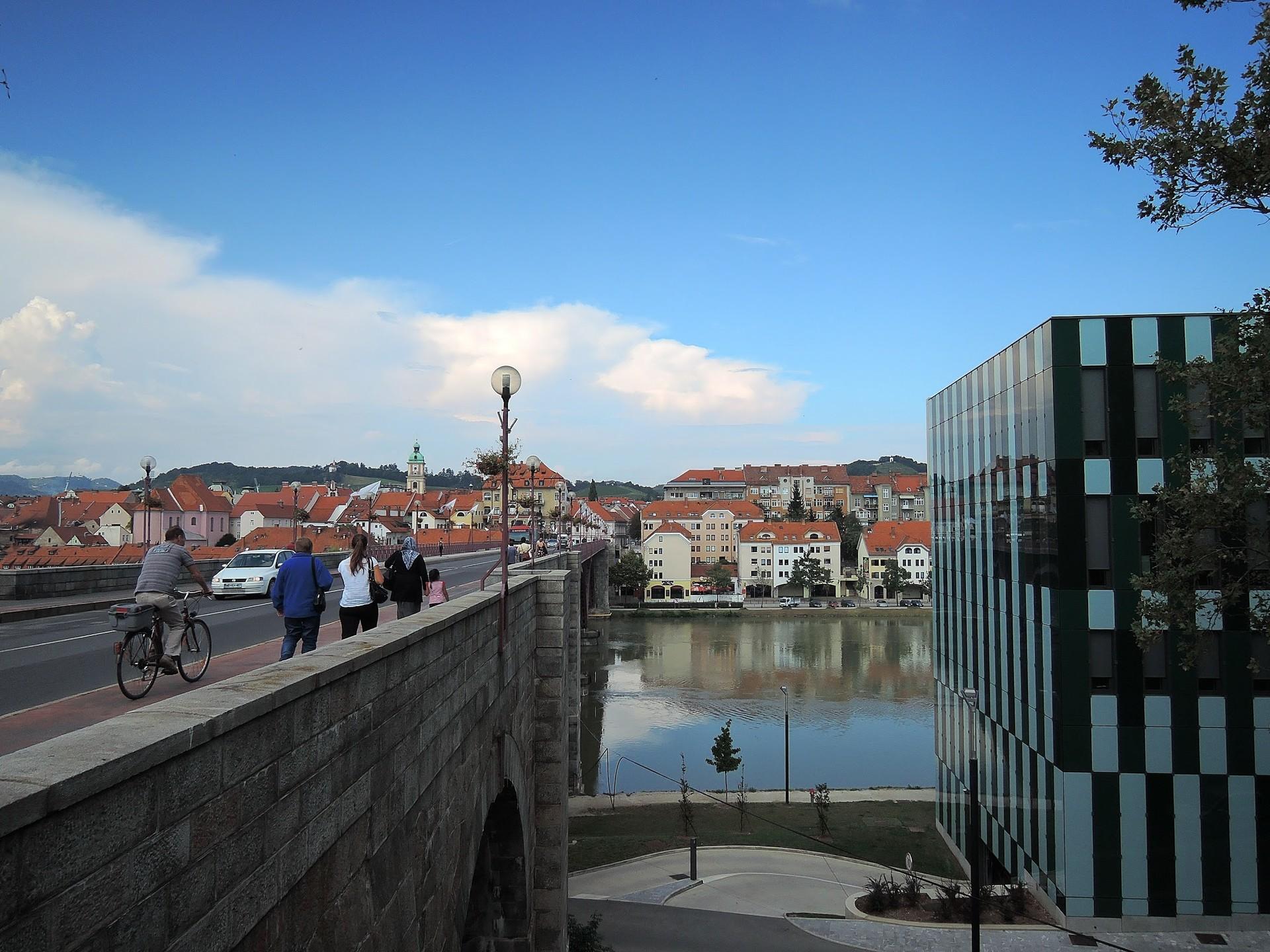 L'esperienza Erasmus a Maribor (Slovenia) di Boriana