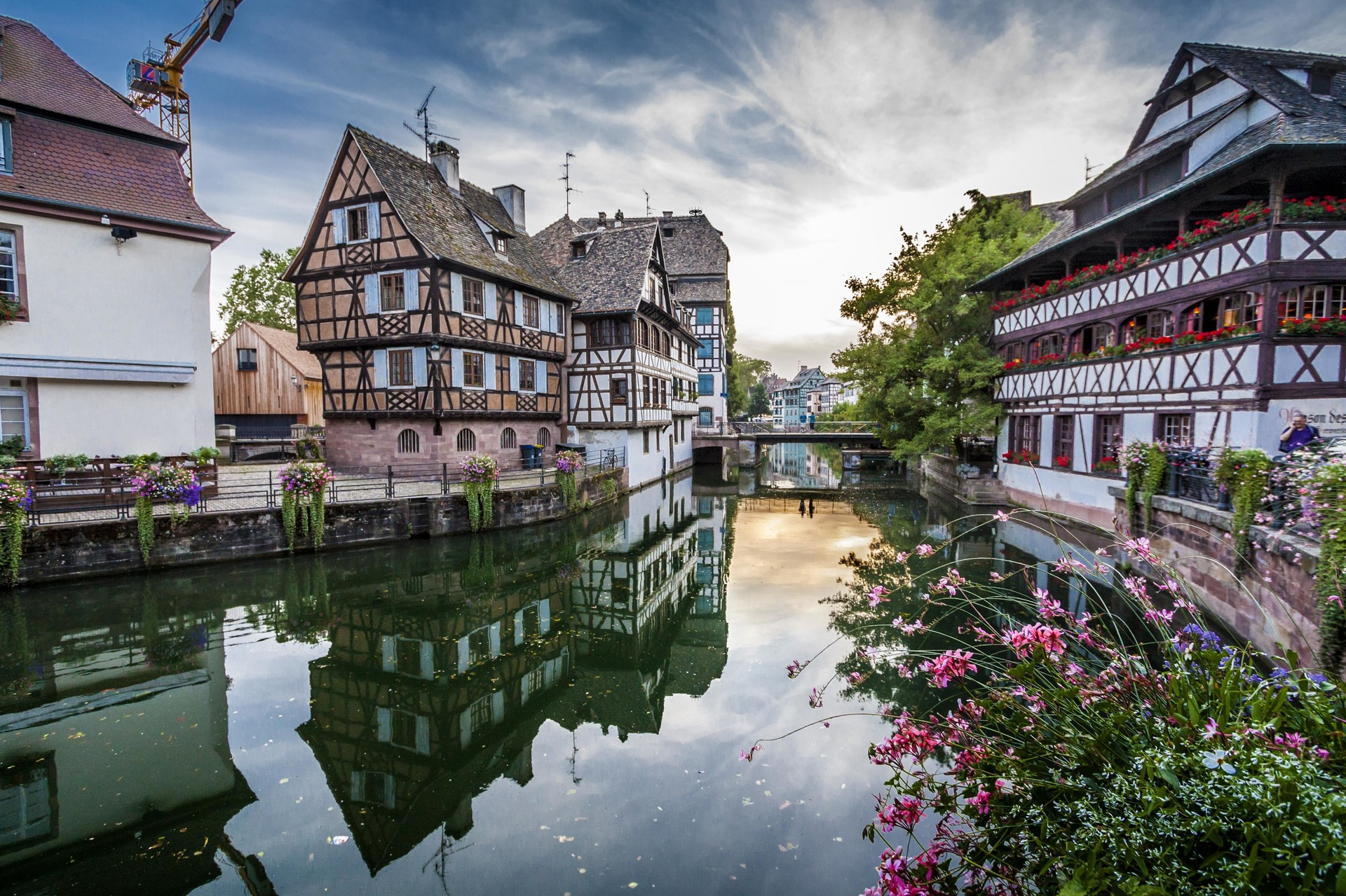 L'esperienza Erasmus a Strasburgo (Francia) di Linzi