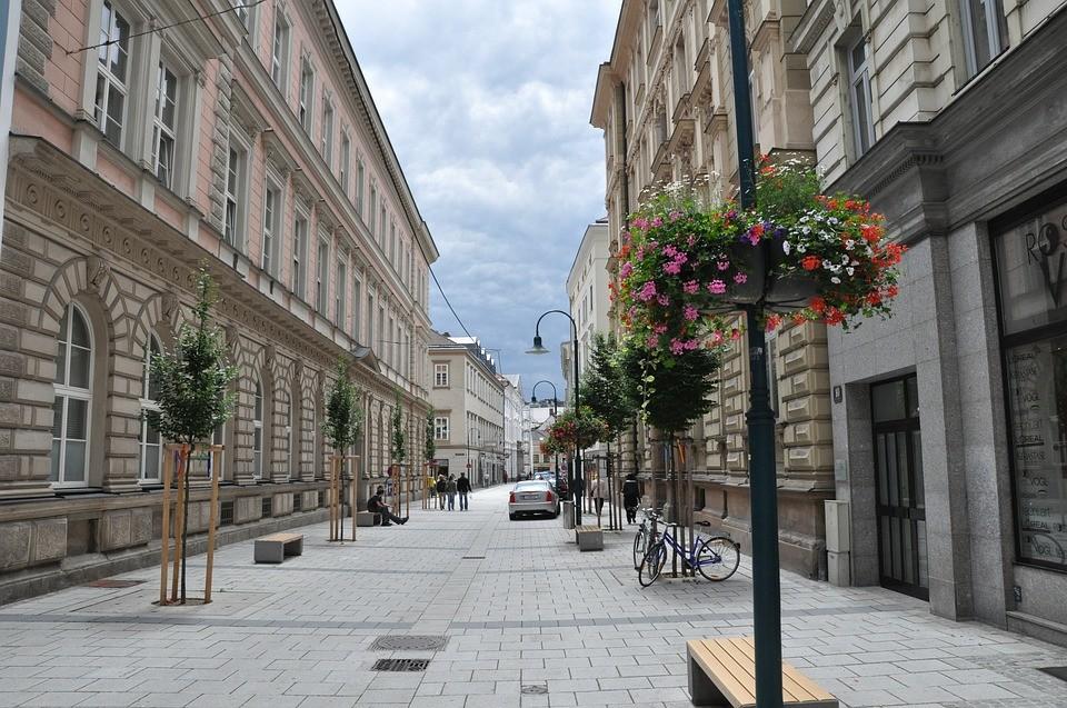 L'esperienza a Linz (Austria) di Lena