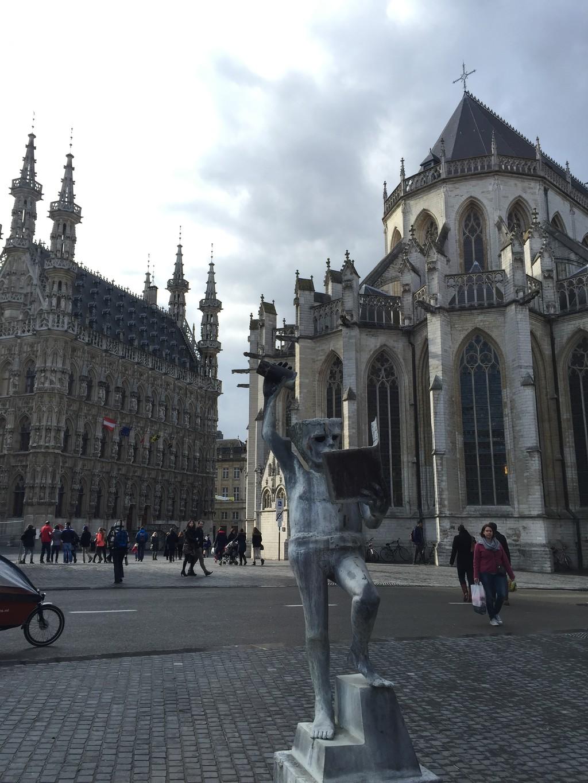 Leuven, antigua capital flamenca