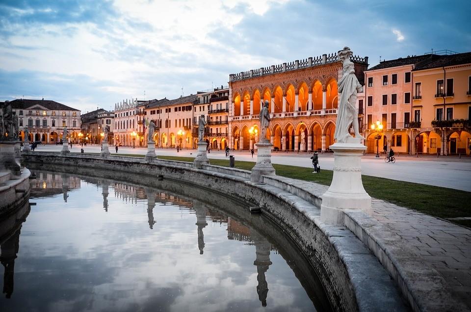 L'expérience Erasmus à Padoue, Italie par Kelvin