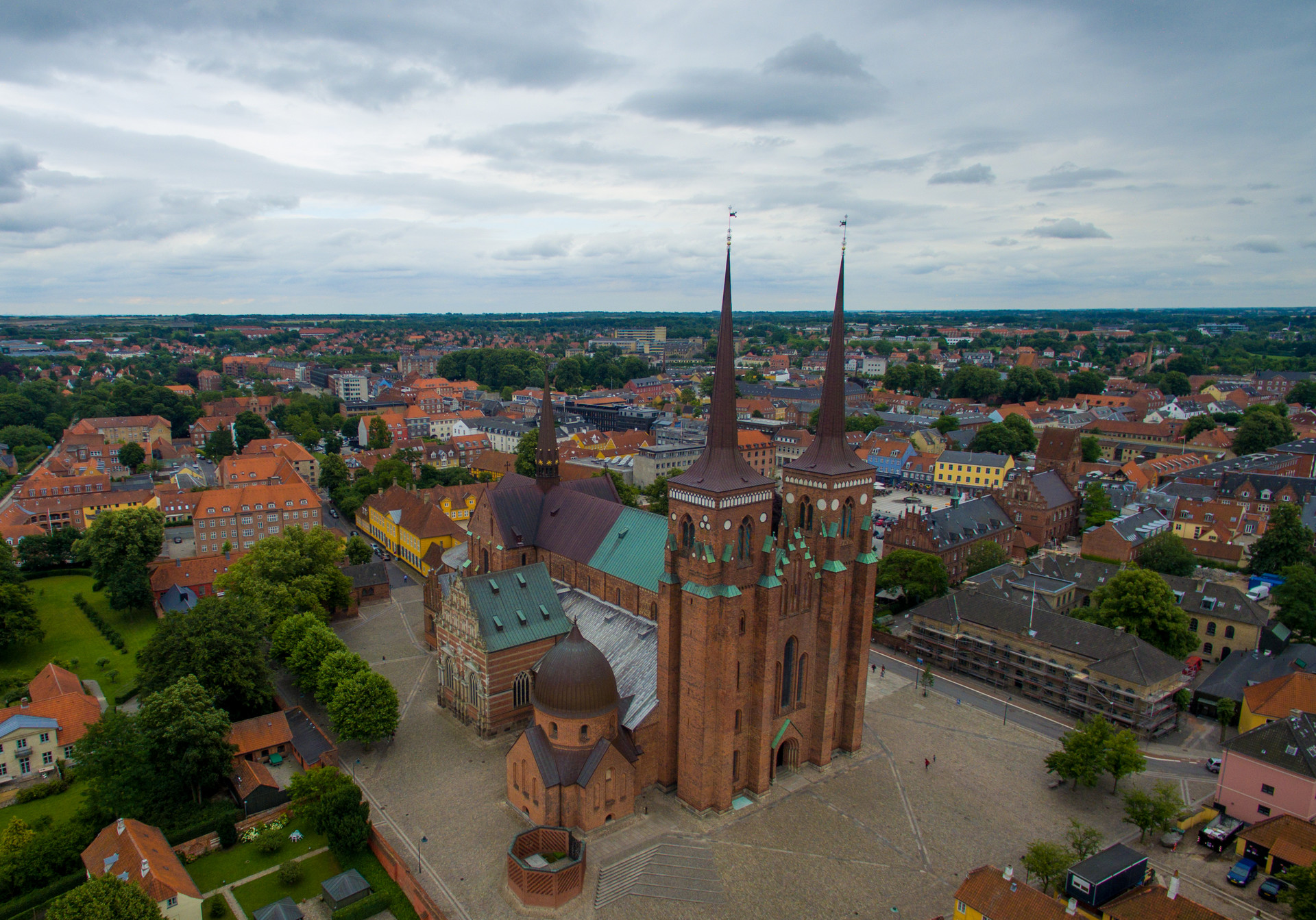 L'expérience Erasmus à Roskilde, Danemark par Aysegül