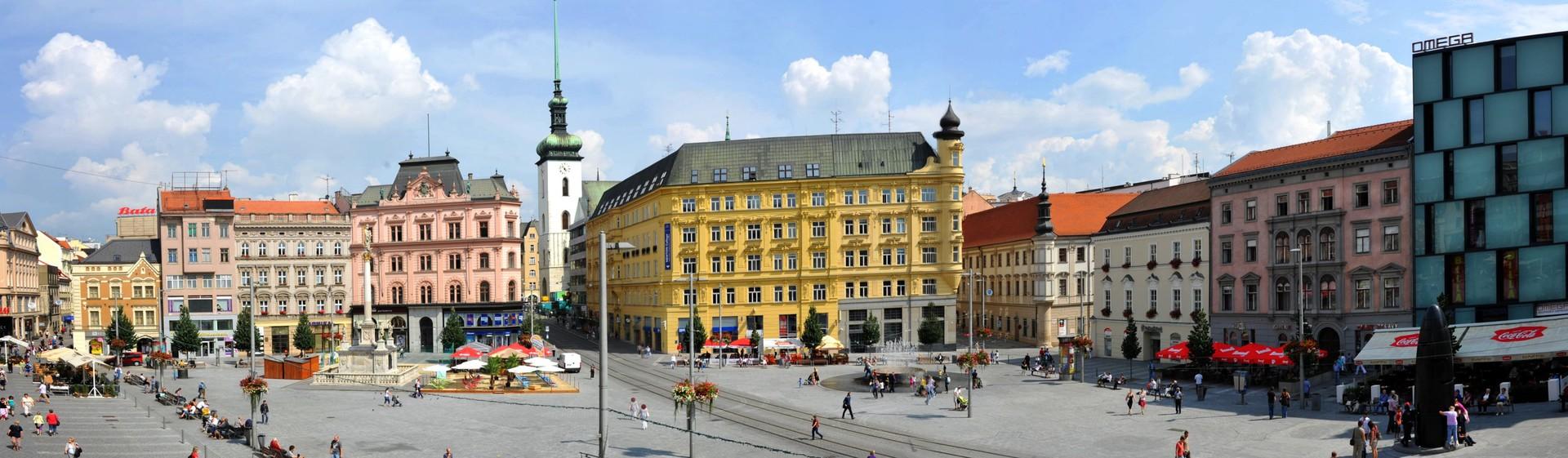 L'expérience de Valentina à Brno, République Tchèque