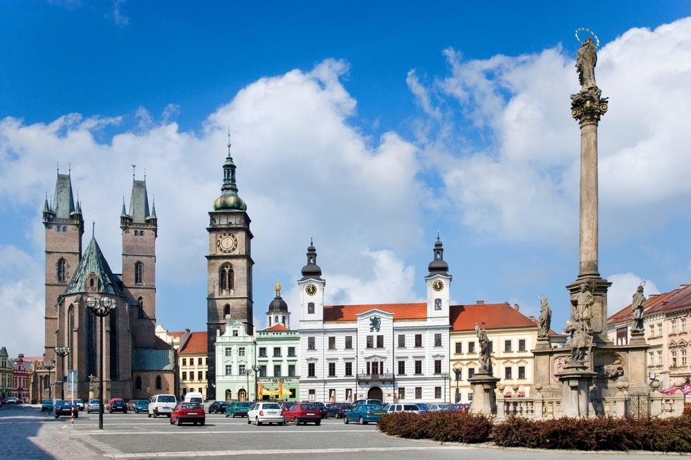 L'expérience de Zane à Hradec Kralove, République Tchèque