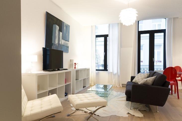 Lg2be magnifique appartement moderne avec une chambre location appartements liege - Appartement avec une chambre ...