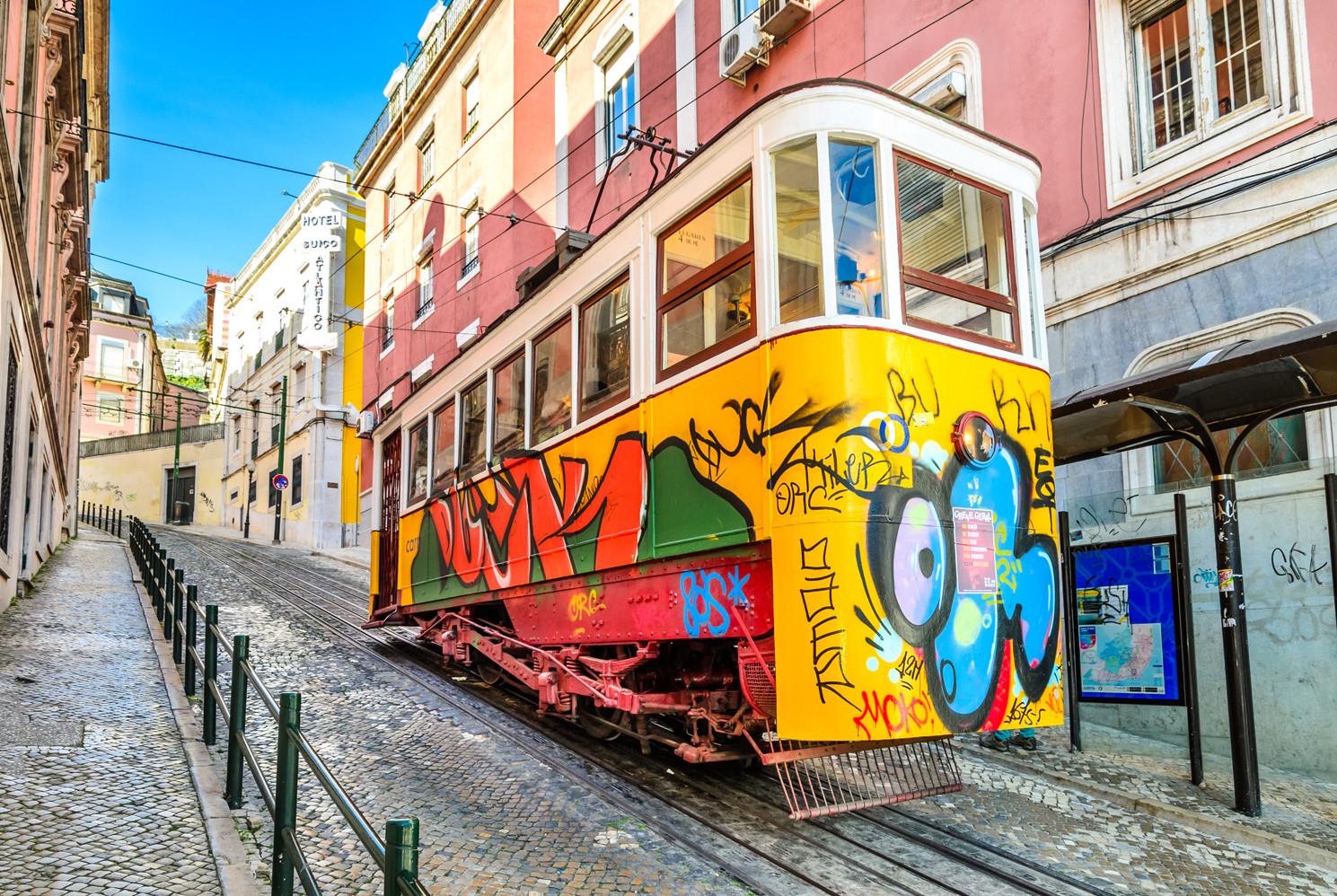 Lisbon Erasmus Story