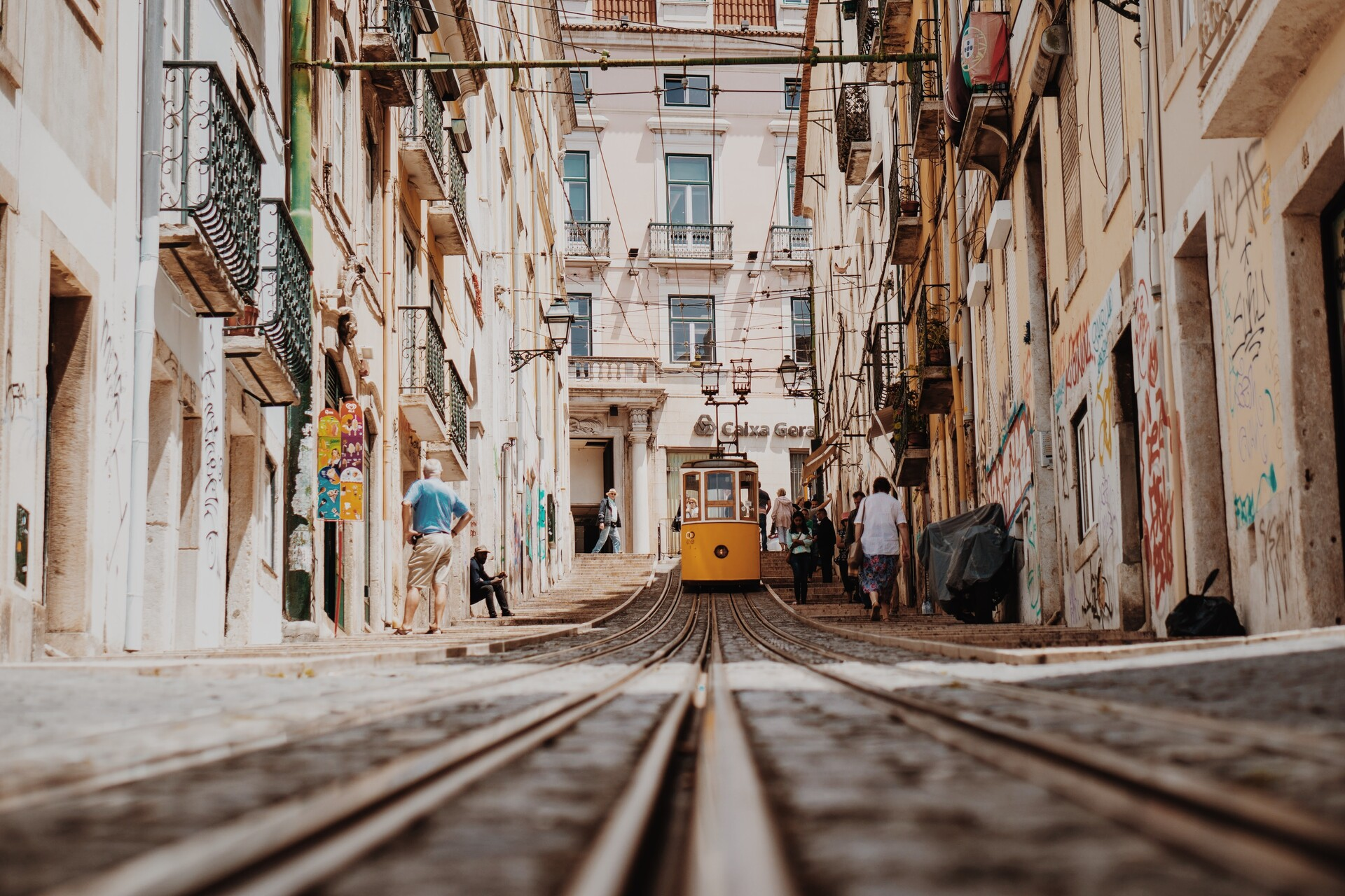 Lisbon, the best city to study Portuguese