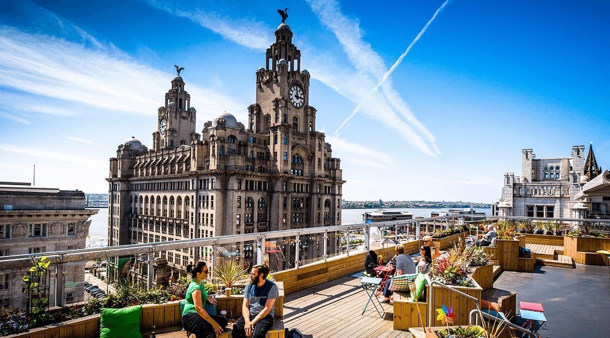 Liverpool é uma fotografia instantânea!!