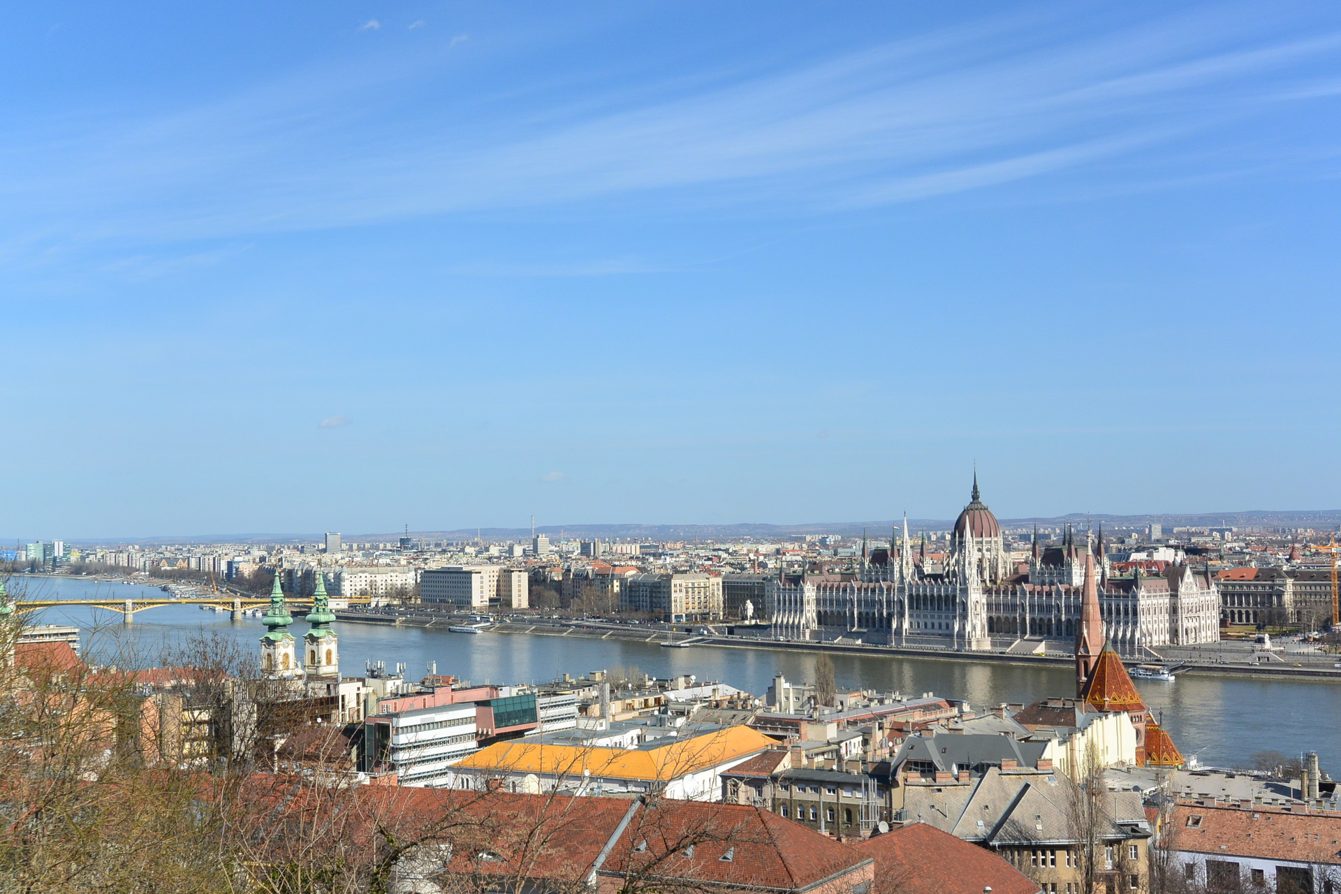 Living in Budapest by Erasmus