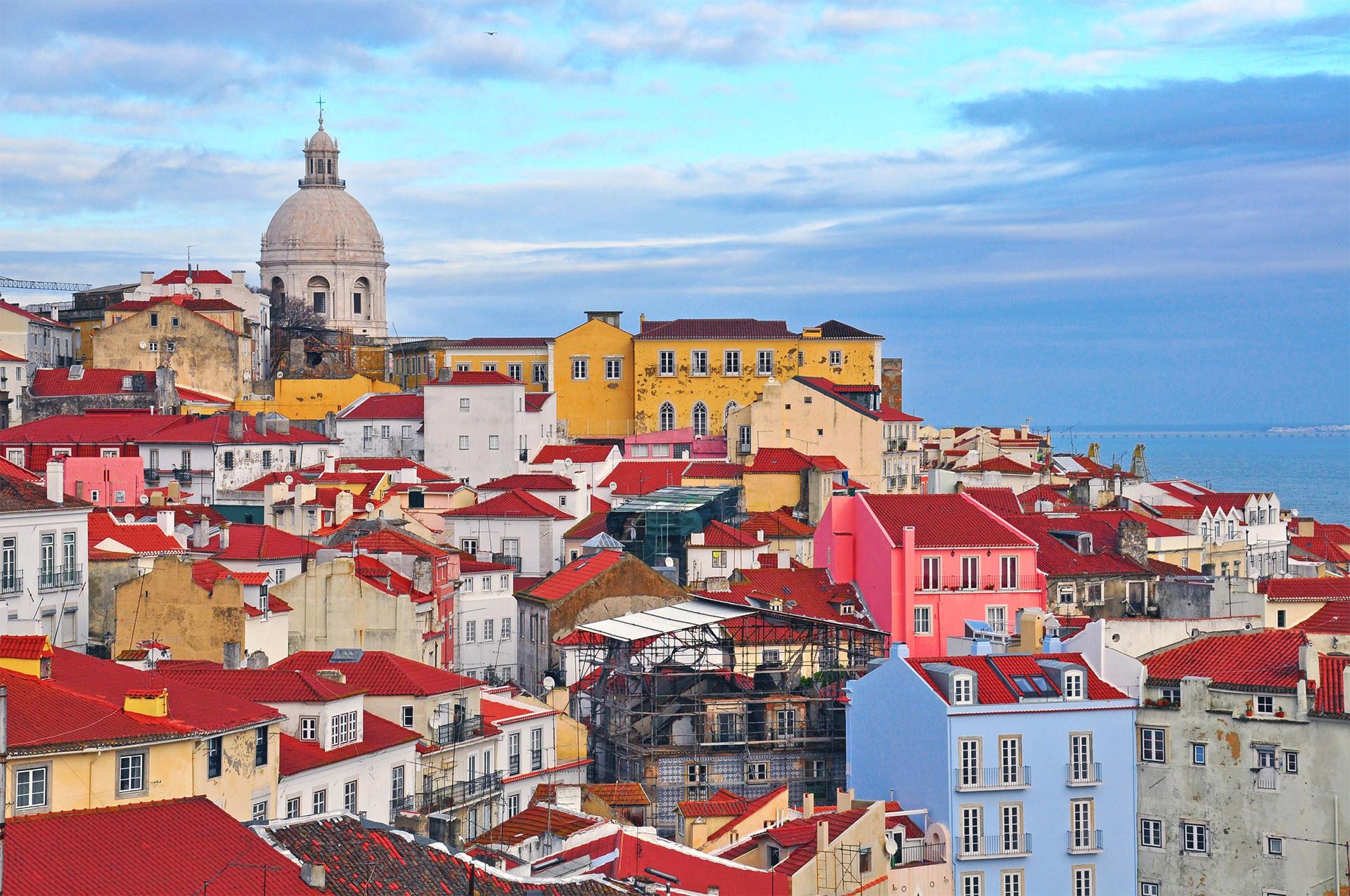Lizbon'lu gençten şehrin tanımı