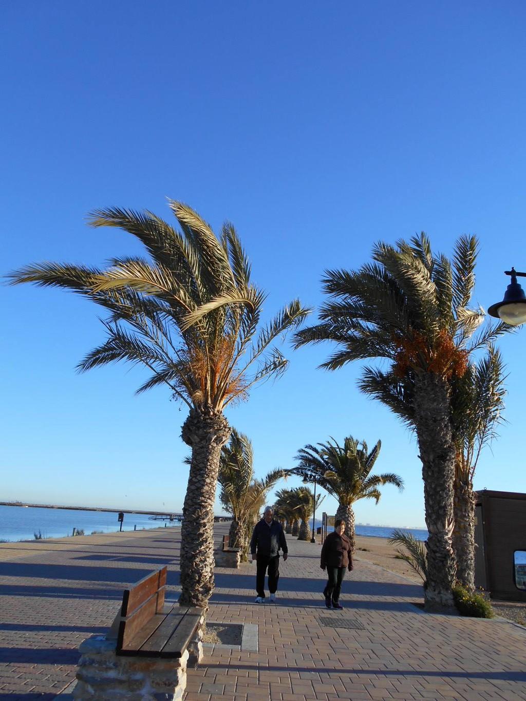 Lo Pagán, Beach in Murcia, Spain