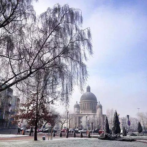 Lodz, Polonia. La città grigia che vi lascia senza fiato.